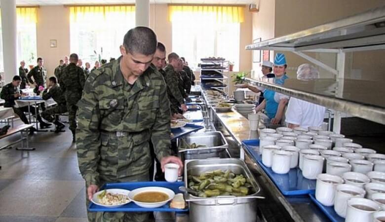 Армейские столовые