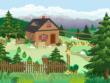 Строительство деревянных домов в России