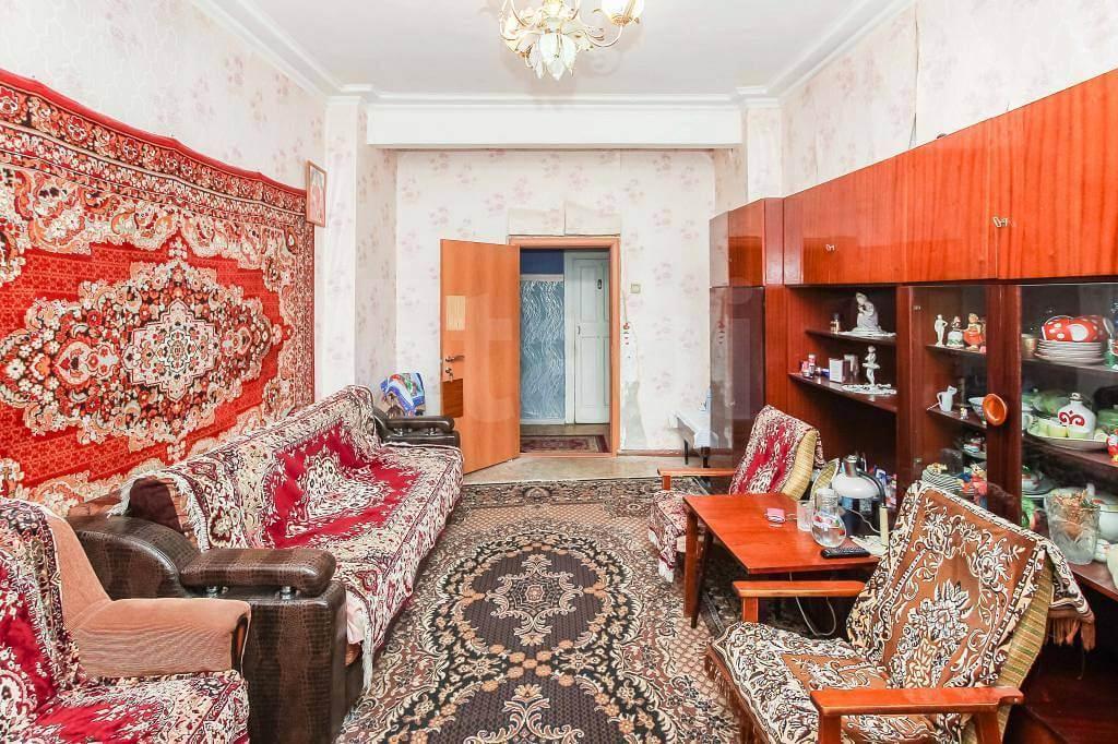 Интерьер в квартире времён СССР