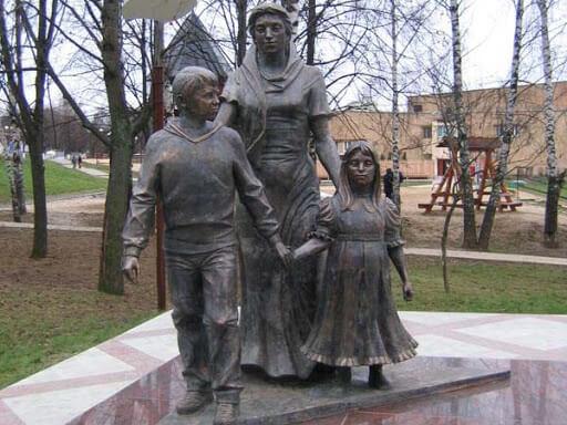 «Нашим матерям» в г. Видное