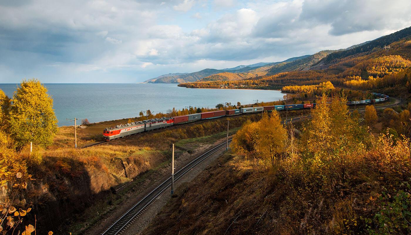 Транссибирская магистраль в России