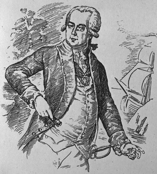 Русский исследователь Григорий Иванович Шелихов