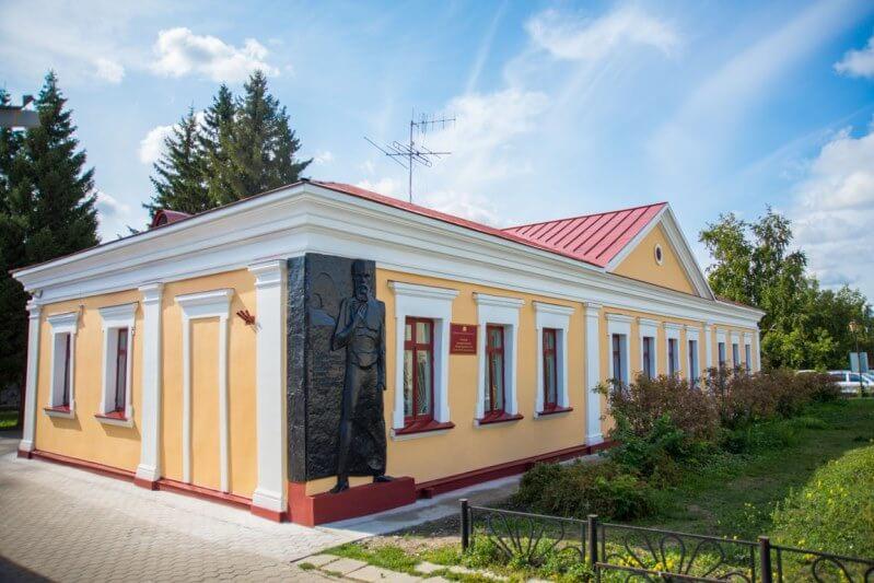 Литературный музей имени Достоевского в Омске